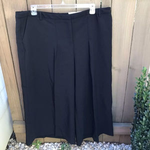 Cato classic Black Ankle Trousers size 22 W